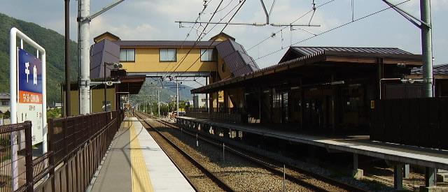 千曲駅 | 沿線情報 | しなの鉄道株式会社