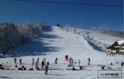 菅平高原スキー場開き
